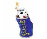 Игрушка Для Собак Dezzie (Деззи) Собака в Банке Винил 13см 5604140