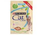 Влажный Корм Cat Chow (Кэт Чау) Для Котят Индейка и Кабачки 85г (1*24)