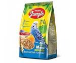 Корм Для Волнистых Попугаев Happy Jungle 500г J102