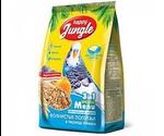 Корм Для Волнистых Попугаев При Линьке Happy Jungle 500г J103