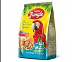 Корм Для Крупных Попугаев Happy Jungle 500г J106