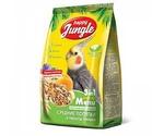 Корм Для Средних Попугаев Happy Jungle При Линьке 500г J105