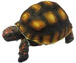 Аквадекор Для Аквариума Marlin (Марлин) Угольная Черепаха 10*6,5*5см Пластик Mja-053