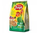Корм Для Попугаев Средних Happy Jungle 500г J104