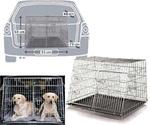 Клетка Для Собак Trixie (Трикси) Транспортная Двойная Для Автоперевозок 93*68*79см 3930