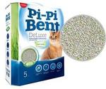 Наполнитель Для Кошачьего Туалета Pi-Pi-Bent (Пи-Пи-Бент) Deluxe Fresh Grass Комкующийся 5кг