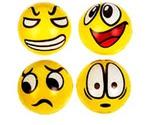 Игрушка Для Кошек BraVa (Брава) Мяч Зефирный Эмоции 6,3см 3673684