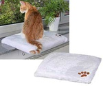 Лежак Для Кошки На Подоконник Trixie (Трикси) 51*36см 4328