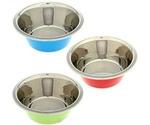Миска Для Собак Металлическая Цветная Эконом 3110 Vm-2603а 240мл