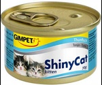 Консервы Gimpet (Джимпет) Shinycat Kitten Tuna Для Котят Тунец 70г