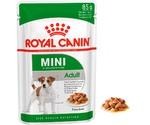 Влажный Корм Royal Canin (Роял Канин) Для Собак Мелких Пород в Соусе Mini Adult 85г