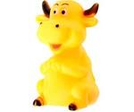 Игрушка Для Собак BraVa (Брава) Корова 10см Резина 3443987