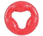 Игрушка Для Собак Zolux (Золюкс) Кольцо Термопластичная Резина 14см Красная 479059rge