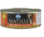 Консервы Для Кошек Farmina (Фармина) Лосось Мусс Matisse Salmon Mousse 85г