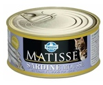 Консервы Для Кошек Farmina (Фармина) Сардина Мусс Matisse Salmon Mousse 85г