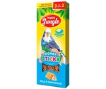 Палочки Для Птиц Happy Jungle Мед Минералы 90г 3шт J201