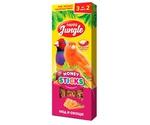 Палочки Для Птиц Happy Jungle Мед Овощи 90г 3шт J205