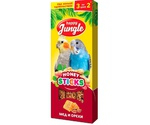 Палочки Для Птиц Happy Jungle Мед Орехи 90г 3шт J203