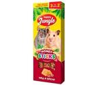 Палочки Для Хомяков и Мышей Happy Jungle Мелких Грызунов Мед Орехи 90г 3шт J209
