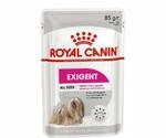 Влажный Корм Royal Canin (Роял Канин) Для Собак Привередливых к Корму Паштет Exigent Care 85г (1*12)