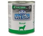 Лечебные Консервы Для Собак Farmina (Фармина) При Заболеваниях Почек Vet Life Dog Renal 300г 102826
