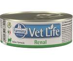Лечебные Консервы Для Кошек Farmina (Фармина) При Заболевании Почек Vet Life Renal 85г