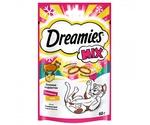 Лакомство Для Кошек Dreamies (Дримс) Лакомые Подушечки Говядина и Сыр 60г (1*6)