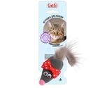 Игрушка Для Кошек Мышь Норка Микки Gosi PETTO 07233